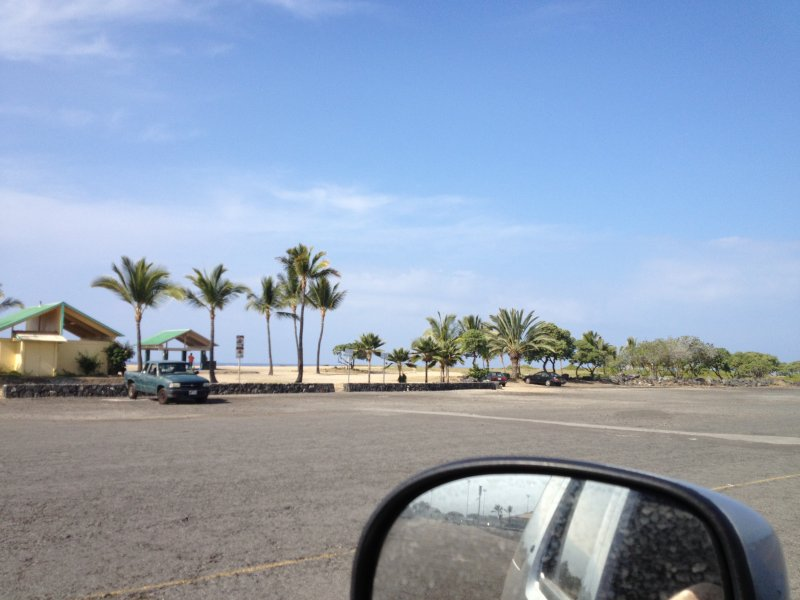 Old Kona Airport