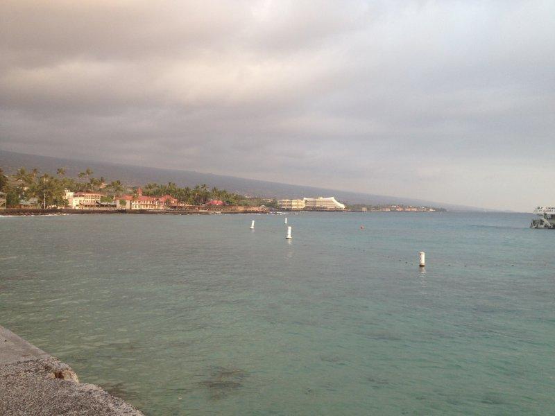 Kailua-Kona Harbor