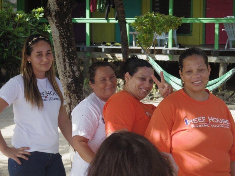 reef-house-roatan-staff