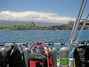 Jack's Diving Locker Dive Boat