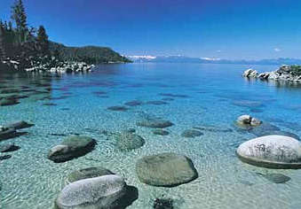 Lake Tahoe Dive Site