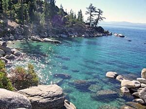 Diving Lake Tahoe
