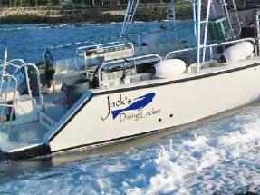 Jack's Diving Locker - Dive Boat