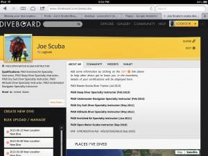 diveboard.com - Diver Certifications
