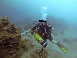 Poor Diving Skills