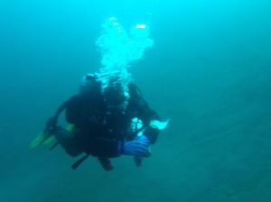 No stop vs. no decompression diving