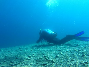 Diving Hurricane Bay, Lake Tahoe