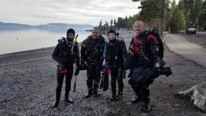 Scuba Diving Instruction, (PADI Advanced) Lake Tahoe