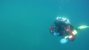 Technical Diving Descent