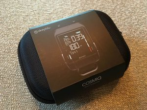 COSMIQ Dive Computer Review