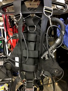Travel Sidemount Harness