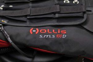 hollis sms100d sidemount scuba system