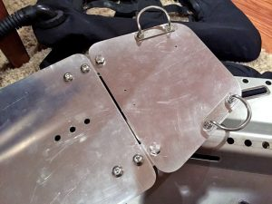 Sidemount Wing and Plate