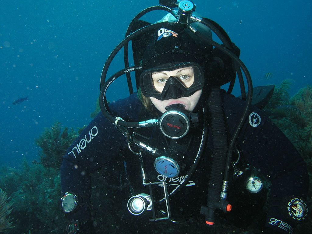recreational dir diving