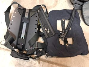 Lightweight Travel BCD