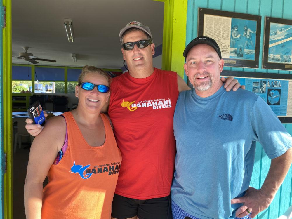 Guanahani Divers - San Salvador, Bahamas